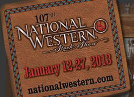 2013 National Western Logo